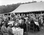 Garden party at Lauriston Castle to mark the Diamond Jubilee of the St Andrews Ambulance Corps
