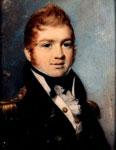 Miniature portrait, of Sir Thomas Cochrane