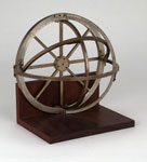 Dialling hemisphere, perhaps belonging to Henry Cavendish