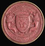 Seal impression (cast)