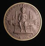 Seal impression (cast), of John I (Balliol)
