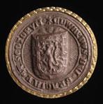 Seal impression (cast), of Edward Balliol