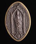 Seal impression (cast), of Bishop William Fraser