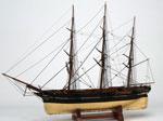 Model, of merchant ship Jessie