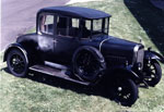 Galloway Motor Company Car, Dumfries - made 1927