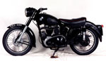 Motorcycle, 16 MS