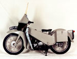 Motorcycle, L.E. Velocette