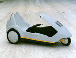 Electric vehicle, Sinclair C5
