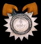 Marksman's badge, of 90th Regiment (or Perthshire Volunteers)
