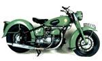 Motorcycle, Sunbeam S7