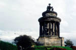 Burns Monument, Regent Road, Edinburgh