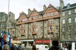 Burns Land, Wardrop's Court, Lawnmarket, Edinburgh