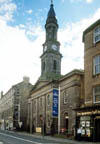 Queen's Hall, South Clerk Street, Edinburgh