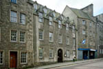 Housing, 186-193 Canongate, Edinburgh