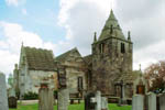 Corstorphine Old Parish Church, Kirk Loan, Corstorphine, Edinburgh