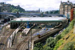 Waverley Station, Princes Street, Edinburgh