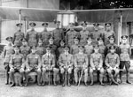 602 Squadron 'C' Flight at Leuchars annual camp in 1927