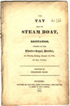 The Tay and its Steam Boat, A Recitation Spoken at the Theatre Royal