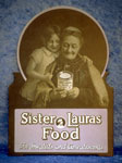 Advert for Sister Laura's Infant and Invalid Food Company