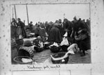 Fishwives at Newhaven market