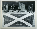 Memorabilia of the Society of Free Fishermen of Newhaven
