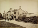 Country house, unidentified