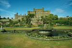 Culzean Castle, Fountain Court Garden
