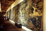 Falkland Palace, The Tapestry Gallery