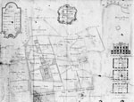 1772 plan of Greenbank estate