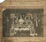 Albion Rovers Football Club, 1911