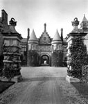 Main Entrance, Duntreath Castle, Strathblane, Stirling
