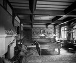 Billiard Room, Duntreath Castle, Strathblane, Stirling