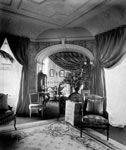 Drawing Room, Duntreath Castle, Strathblane, Stirling