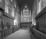 Choir, Dunblane Cathedral, Dunblane, Stirling, looking east