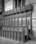 Choir Stalls, Dunblane Cathedral, Dunblane, Stirling