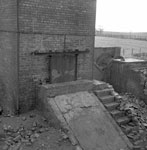 Damper on chimney, Commondyke Brick Works, Common, East Ayrshire