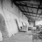 Kiln, Cruden Bay Brick & Tile Works, Aberdeenshire