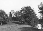 Doune Castle, Stirling, from the west