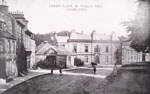 Abbey Place and Public Hall, early 1900s