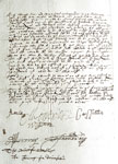 Letter from the Earl of Montrose