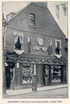 Alexander Low's Shop and Showrooms, West Port, Arbroath, 1897
