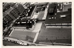 Aerial view of demonstration playground surface, Park Place Primary School, Dundee, May 1984