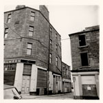 3-11 Hawkhill, Dundee, prior to renovation work, March 1982