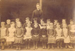 Children at the Duke of Buccleuch School