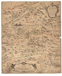 Map of Highland Roads 1746