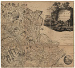 Map of Perthshire and Clackmannanshire, 1783