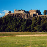 Stirling Castle exterior, Stirling