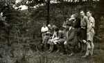 University College, Dundee, Natural History field trip members, 1930s