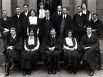 University College, Dundee, Students' Representative Council, 1913-1914