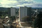 High rise flats, Callendar Park, Falkirk